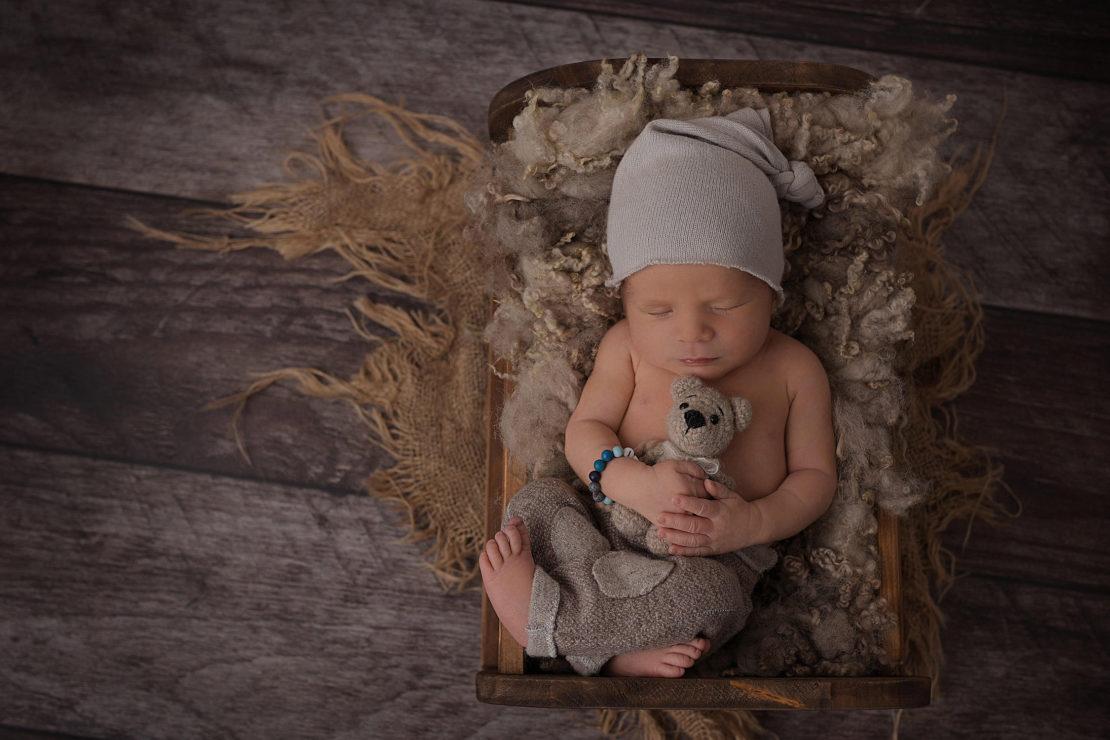 Neugeborenes Fotoshooting Solothurn
